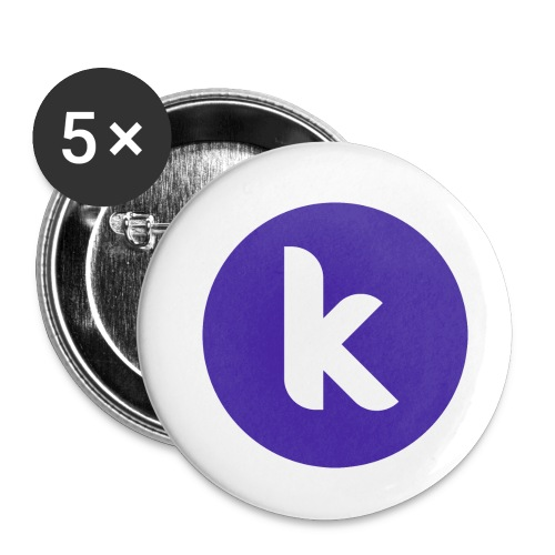 Classic Rounded - Buttons small 25 mm