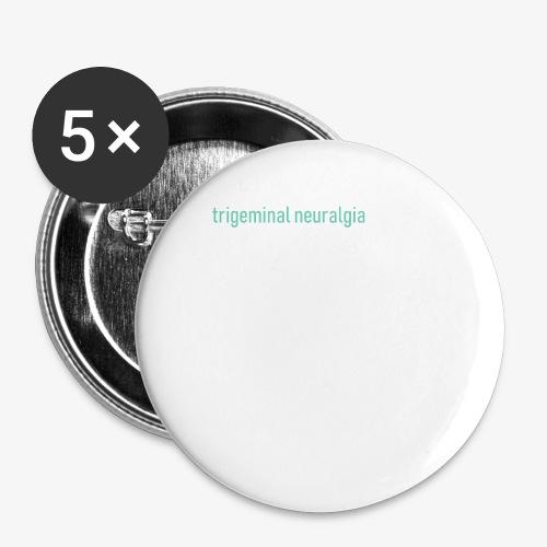 Trigeminal neuralgia - Przypinka mała 25 mm (pakiet 5 szt.)