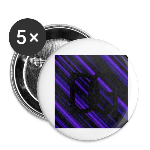DG_Jonte - Små knappar 25 mm (5-pack)