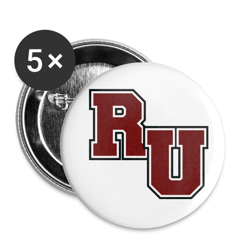 rusk - Buttons small 1''/25 mm (5-pack)