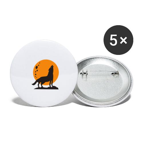 The Wolf of Wall Street - Buttons small 1''/25 mm (5-pack)