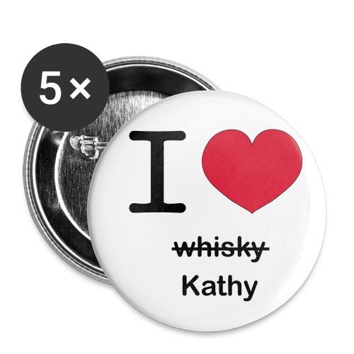 ilovekathy - Buttons klein 25 mm (5-pack)