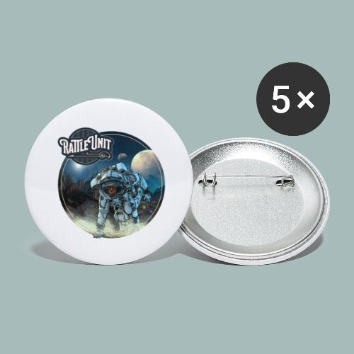 STMWTS Merch - Buttons klein 25 mm (5-pack)