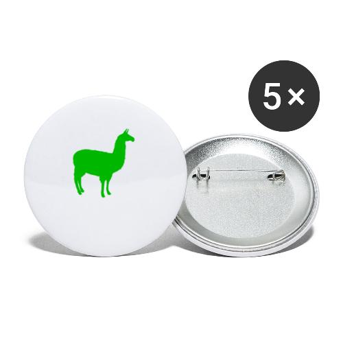 Lama - Buttons klein 25 mm (5-pack)