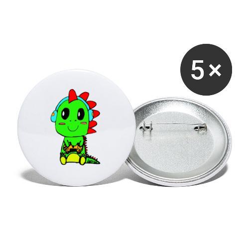 Tilop - Paquete de 5 chapas pequeñas (25 mm)