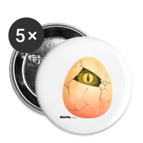 Ei - Buttons klein 25 mm (5-pack)