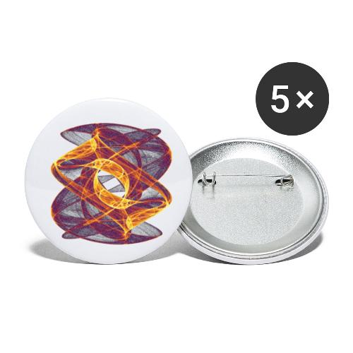 Eye in Inferno 7247i - Buttons small 1''/25 mm (5-pack)