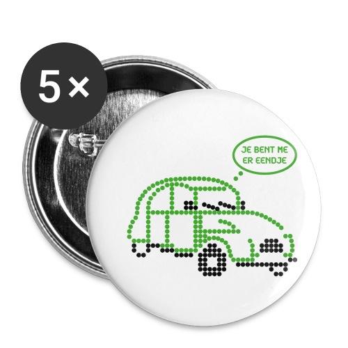 eendje.png - Buttons klein 25 mm (5-pack)