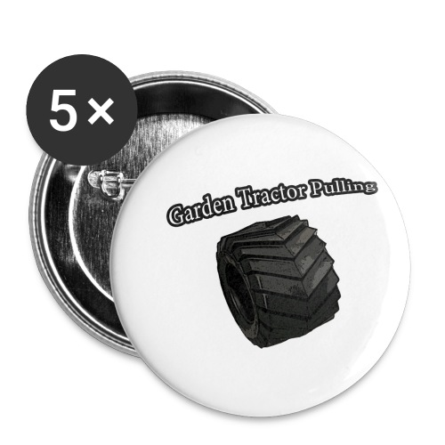 Pulling - Buttons/Badges lille, 25 mm (5-pack)