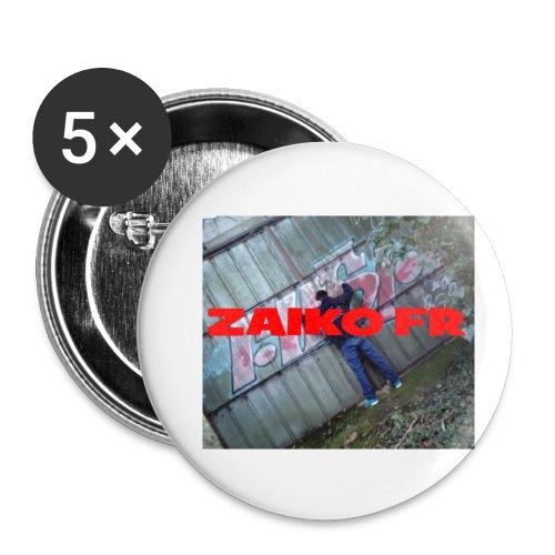 Un pack de badges pour m'avoir sur toi ! - Badge petit 25 mm
