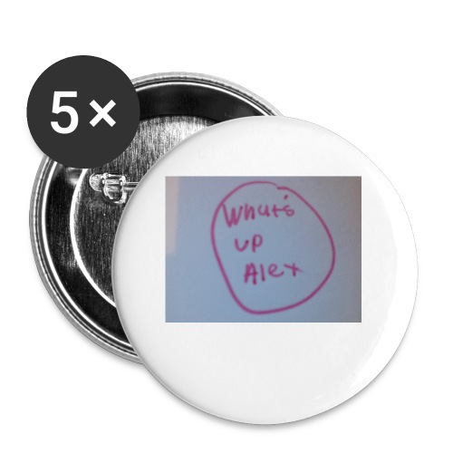image - Buttons small 1''/25 mm (5-pack)