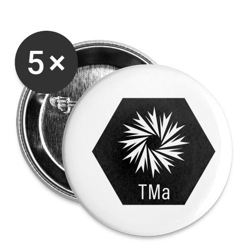 TMa - Rintamerkit pienet 25 mm (5kpl pakkauksessa)
