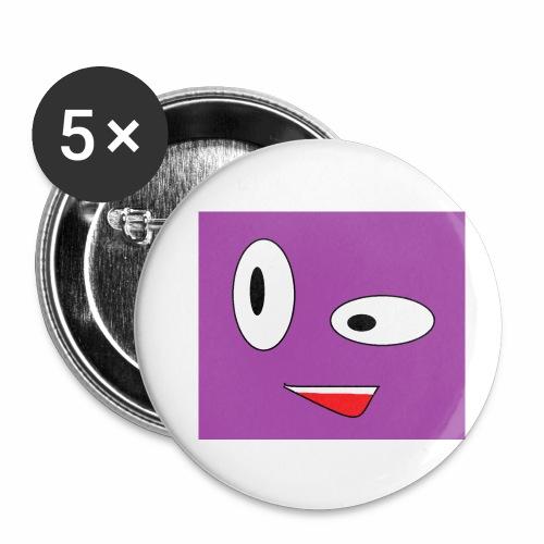 HLKT - Buttons klein 25 mm (5er Pack)