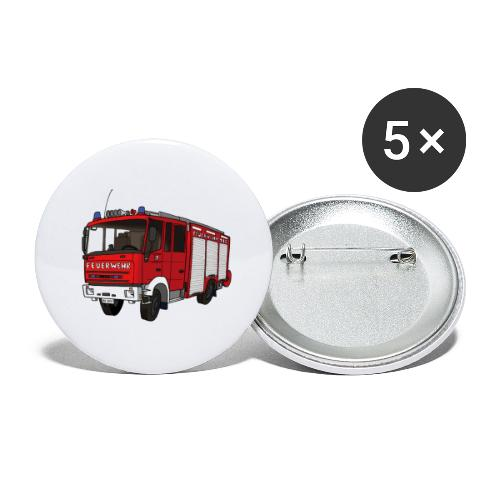 LF 16 - Buttons klein 25 mm (5er Pack)