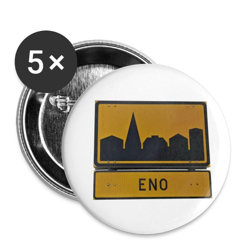The Eno - Rintamerkit pienet 25 mm (5kpl pakkauksessa)