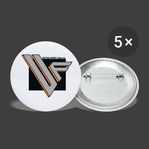 United Front - Rintamerkit pienet 25 mm (5kpl pakkauksessa)