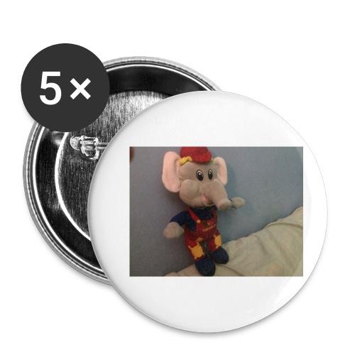 Elliot - Små knappar 25 mm (5-pack)