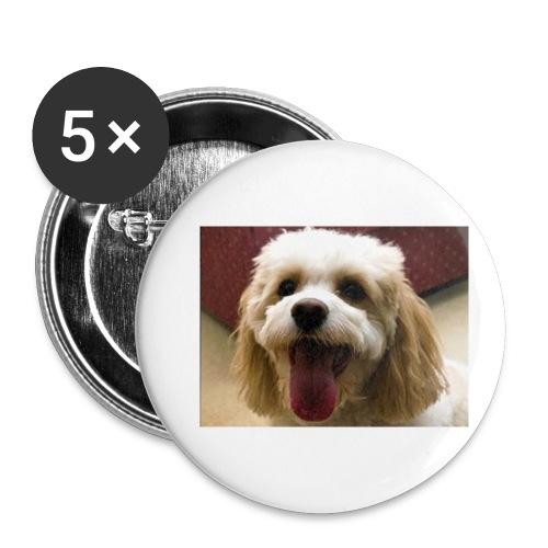 Suki Merch - Buttons small 1''/25 mm (5-pack)