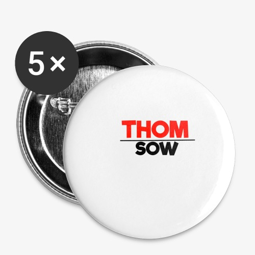 Accessoires - Buttons klein 25 mm (5-pack)