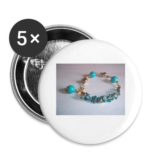 Brazalete para chicas/Bracelet for girls - Chapa pequeña 25 mm