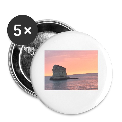 My rock - Buttons small 1''/25 mm (5-pack)
