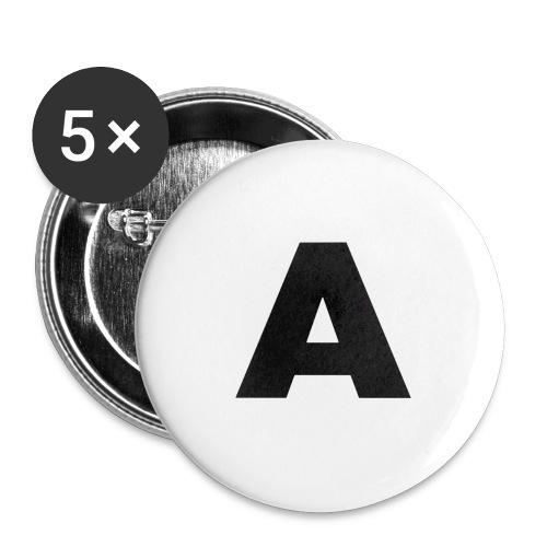 A-685FC343 4709 4F14 B1B0 D5C988344C3B - Buttons/Badges lille, 25 mm (5-pack)