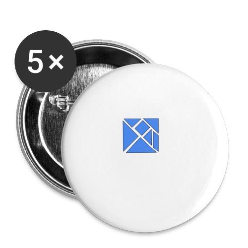 Faakeary - Liten pin 25 mm (5-er pakke)