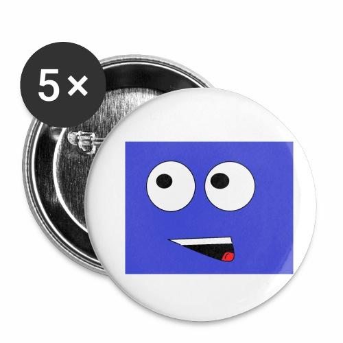 LKIMZ - Buttons klein 25 mm (5er Pack)