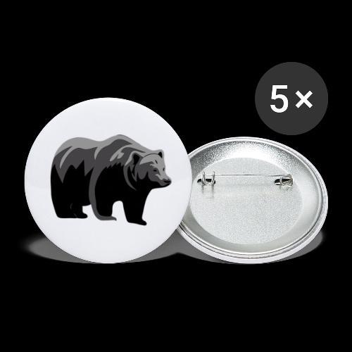 #bärik - Buttons klein 25 mm (5er Pack)