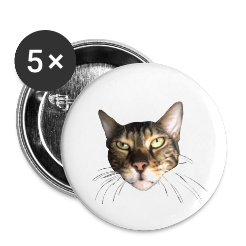 george - Buttons small 1''/25 mm (5-pack)