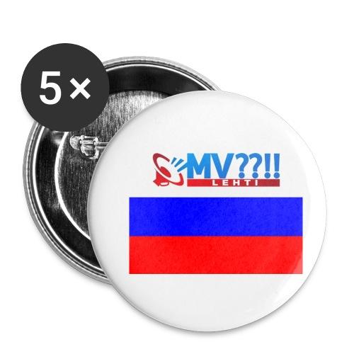 mv - Rintamerkit pienet 25 mm (5kpl pakkauksessa)