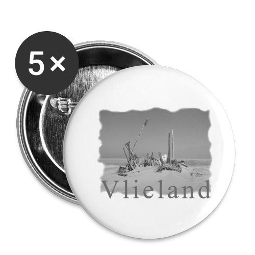 VLIELAND #1 - Buttons klein 25 mm (5er Pack)