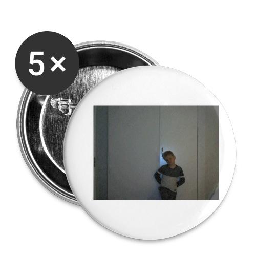 LB GAMING bild - Små knappar 25 mm (5-pack)
