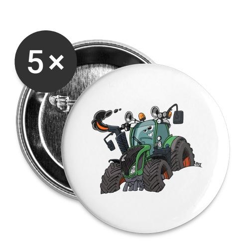 F 718Vario zonder kar - Buttons klein 25 mm (5-pack)