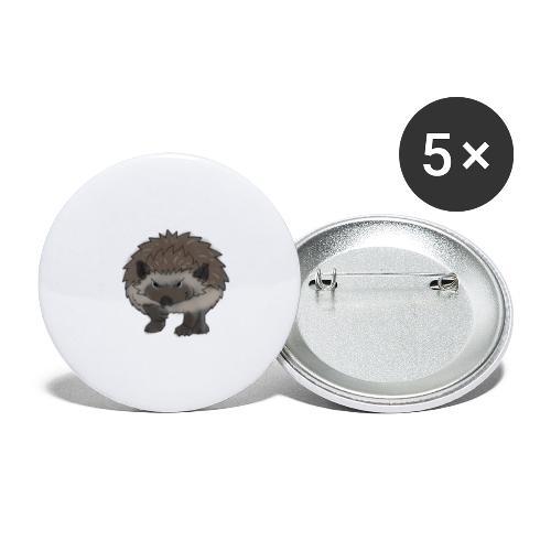 Iglesias - Buttons klein 25 mm (5er Pack)