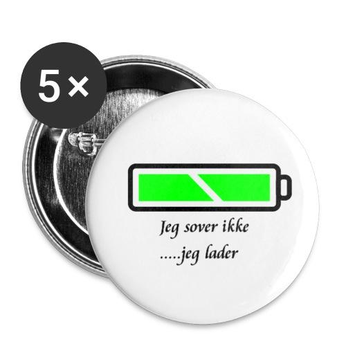 lader_2 - Liten pin 25 mm (5-er pakke)