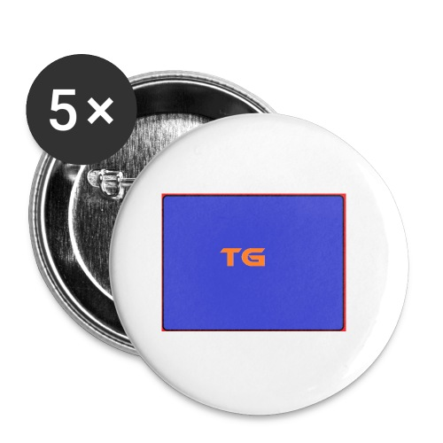 tg shirt special - Buttons klein 25 mm (5-pack)