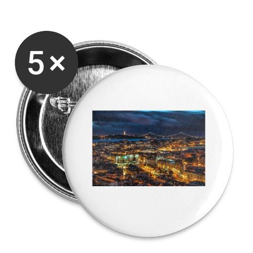 image - Lot de 5 petits badges (25 mm)