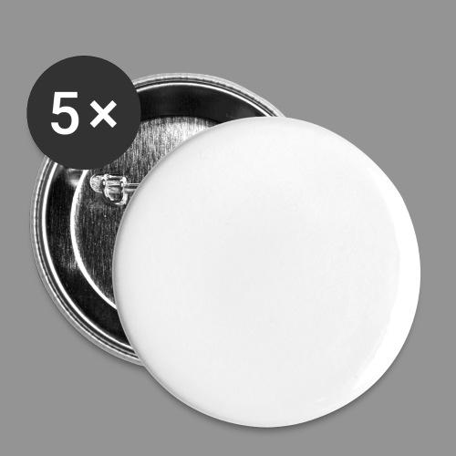 Belgian shepherd Malinois - Buttons small 1''/25 mm (5-pack)
