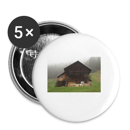 31.10.17 - Buttons klein 25 mm (5er Pack)