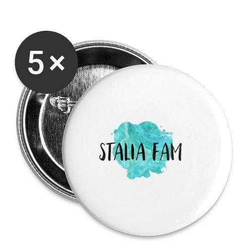 Stalia Fam - Buttons klein 25 mm