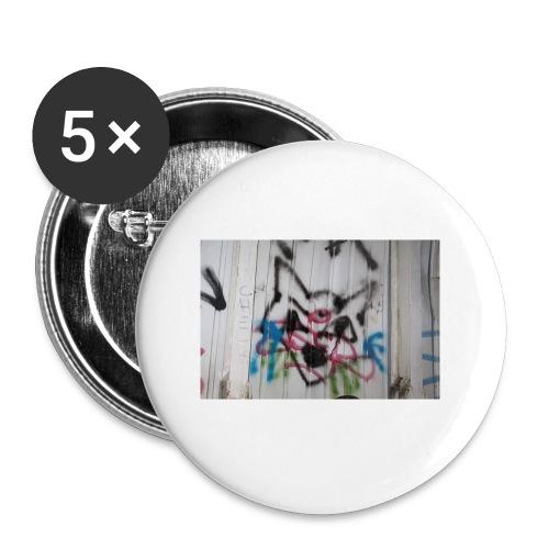 26178051 10215296812237264 806116543 o - Lot de 5 petits badges (25 mm)