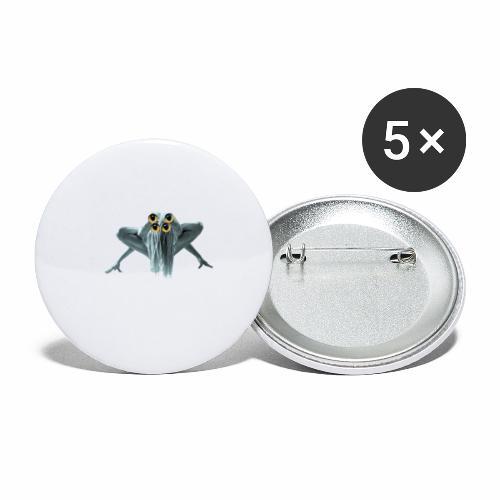 Im weird - Buttons small 1''/25 mm (5-pack)