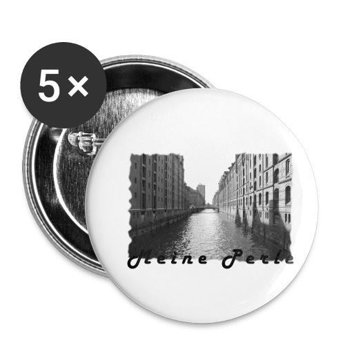 HAMBURG #1 - Buttons klein 25 mm (5er Pack)