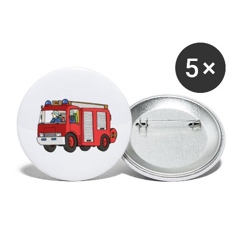Engine 7 - Buttons klein 25 mm (5er Pack)