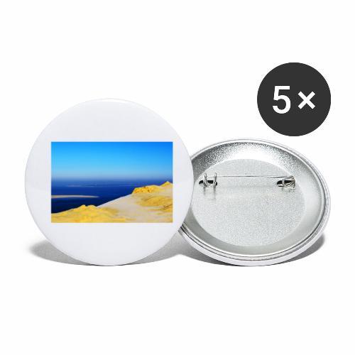 Dune du Pilat - Cap Ferret - Buttons small 1''/25 mm (5-pack)