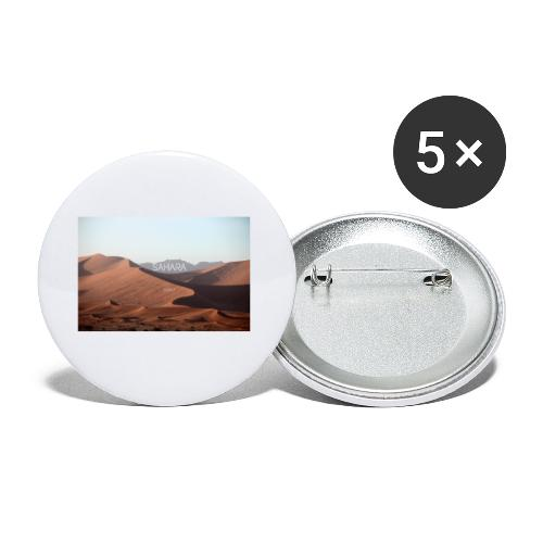 Sahara - Buttons small 1''/25 mm (5-pack)