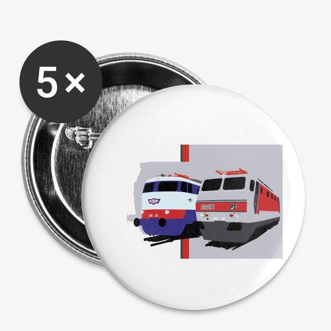 FS E444 / E444R
