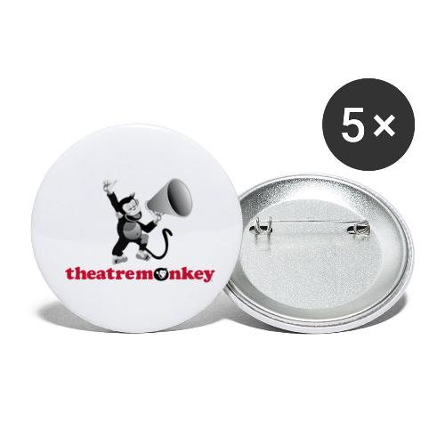 Sammy Says It Loud - Buttons small 1''/25 mm (5-pack)