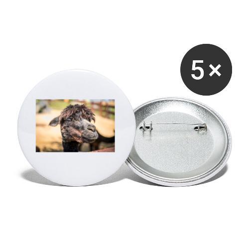 Zobori Erlebnispark in Zalaszabar [2] - Buttons klein 25 mm (5er Pack)